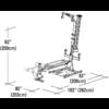 Kép 4/5 - Bowflex PR1000 fitnesz center