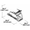 Kép 7/7 - Bowflex BXT226 futópad