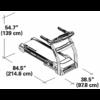 Kép 6/6 - Bowflex BXT326 futópad