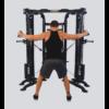 Kép 3/5 - Powertec Deluxe Funkcionális Trainer