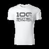 Kép 1/4 - 100% Scitec Nutrition póló férfi