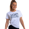 Kép 3/4 - 100% Scitec Nutrition póló női