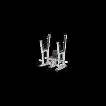 Precor Olympic Shoulder Press Bench