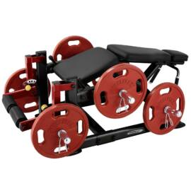 Plate Load lábhajlítógép