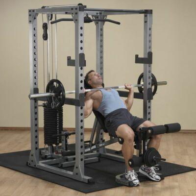 Body Solid Erőkeret hátcsigával