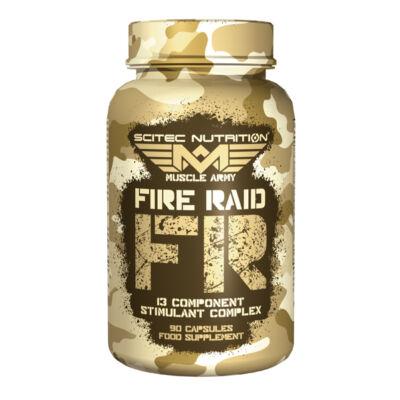 Fire Raid - 13 komponensű stimuláns komplex