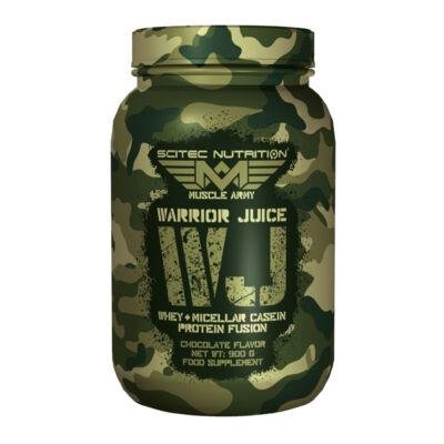 Warrior Juice - Tejsavó + micelláris kazein fehérjekeverék