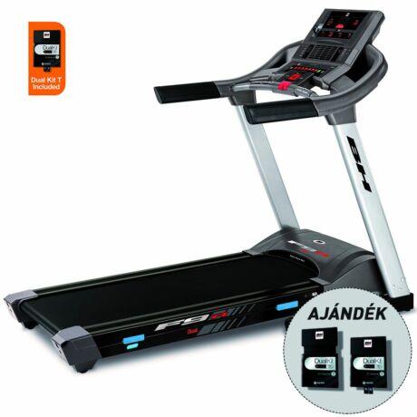 BH Fitness i.F9R Run+ Dual i.Concept futópad + ajándék Dualkit