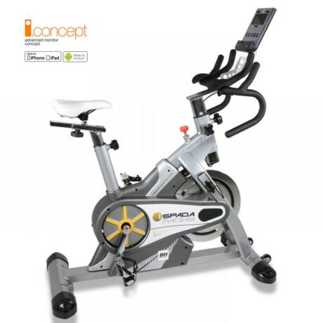 BH Fitness i.Spada Racing Dual spin bike