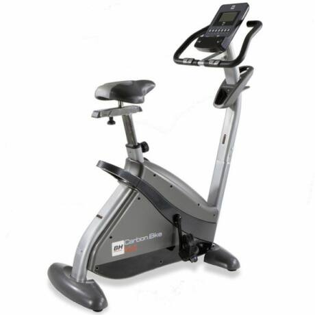 BH Fitness i.Carbon Bike Dual (iPhone, iPad, iPod és Android kompatibilitás)
