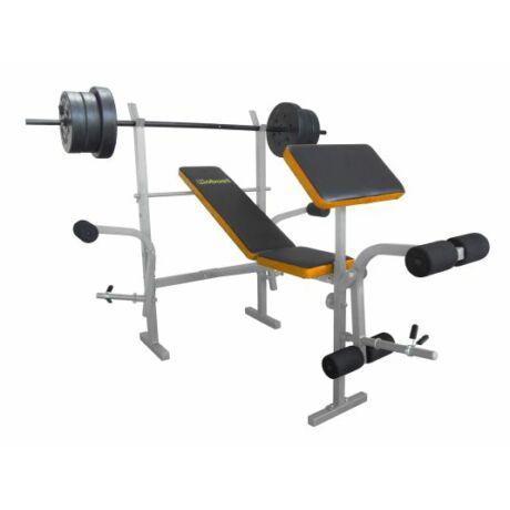 Robust Active súlyzóspad súlykészlettel