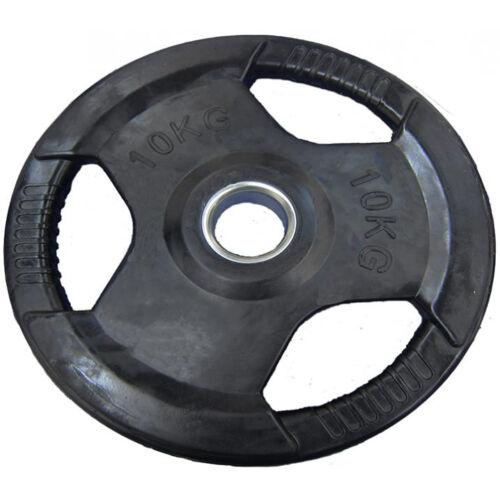 Gumis súlytárcsa (51mm)