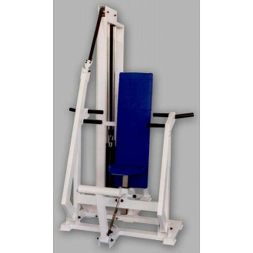 Robust Gym melltőlnyomó gép