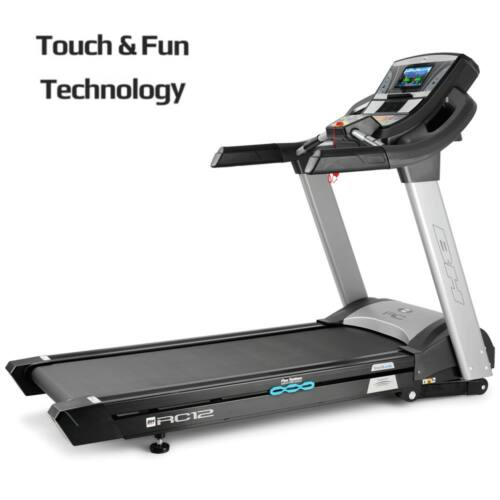 BH Fitness RC12 TFT futópad