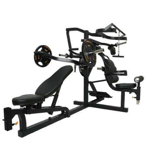 Powertec Workbench Multi-System Black 2020
