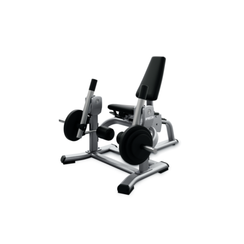 Precor Discovery Plate - Loaded Leg Extension