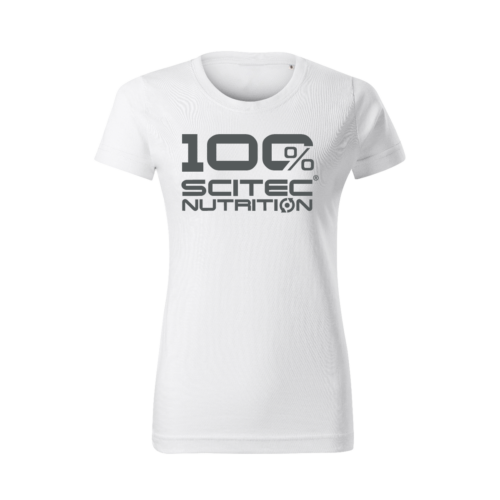 100% Scitec Nutrition póló női