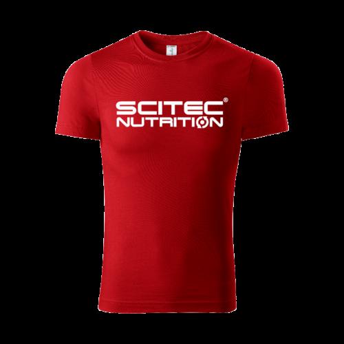 Basic Scitec Nutrition póló férfi