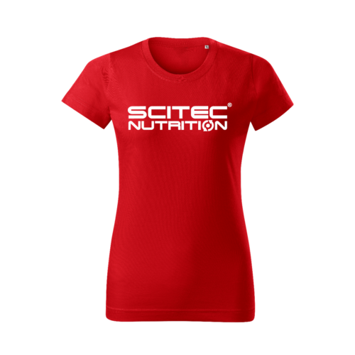 Basic Scitec Nutrition póló női