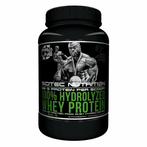 100% Hydrolyzed Whey Protein* 910g