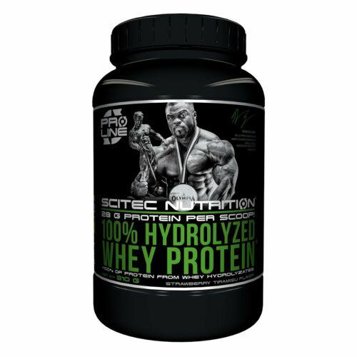 100% Hydrolyzed Whey Protein* 910g