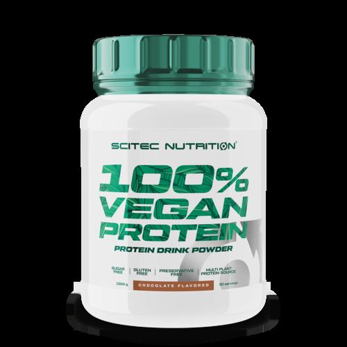 100% Vegan Protein 1000g