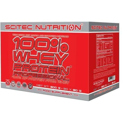 100% Whey Protein* Professional Box (30 tasak)