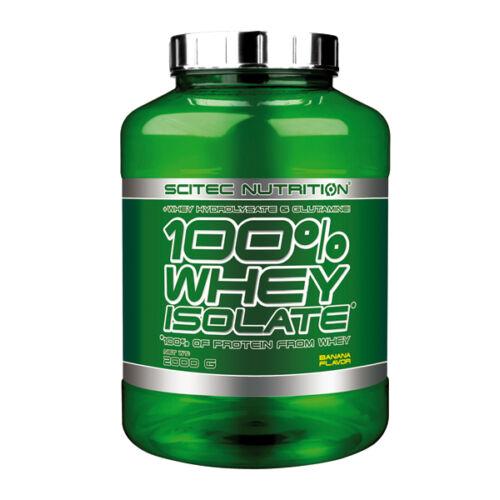 100% Whey Isolate* 2000g