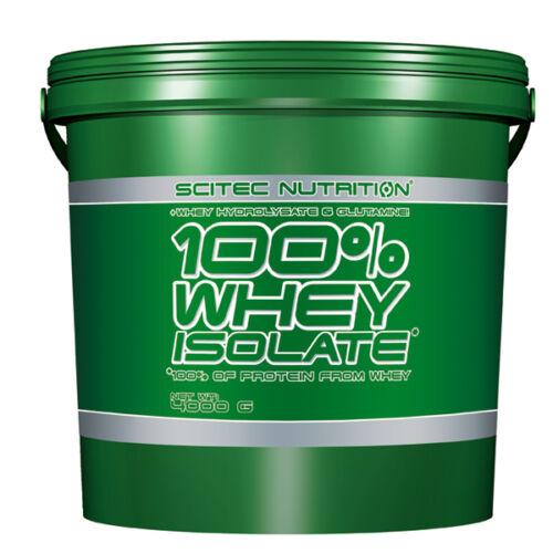 100% Whey Isolate* 4000g