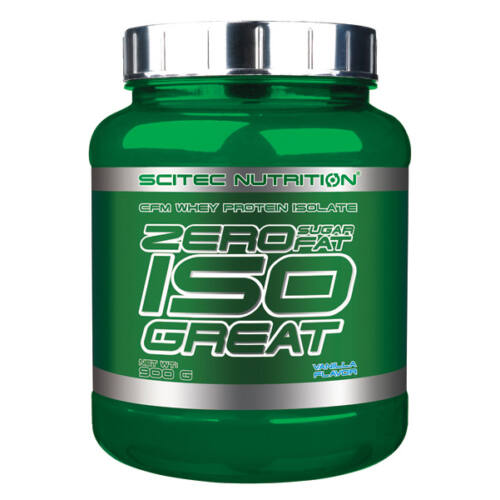 Zero Sugar/Zero Fat Isogreat 900g