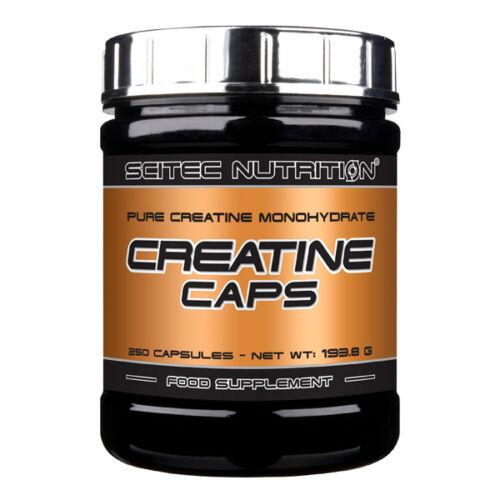 Creatine Caps 250 kapszula