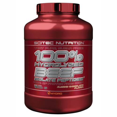 100% Hydrolyzed Beef Isolate Peptides* 1800g