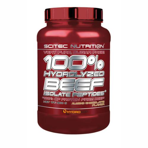 100% Hydrolyzed Beef Isolate Peptides* 900g