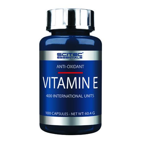 Vitamin E 100 kapszula