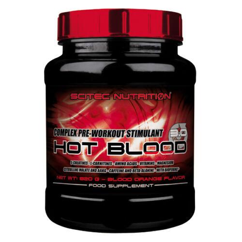 Hot Blood 3.0 820g