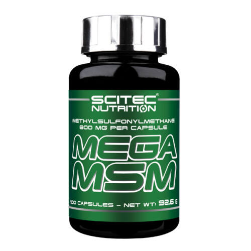 Mega MSM 100 kapszula