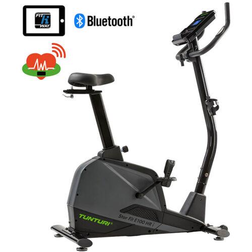 Tunturi Star Fit E100 HR i-Plus szobakerékpár