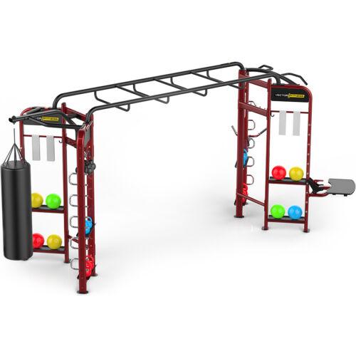 Vector Fitness funkcionális és crossfit állvány 200