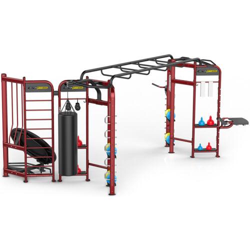 Vector Fitness funkcionális és crossfit állvány 300