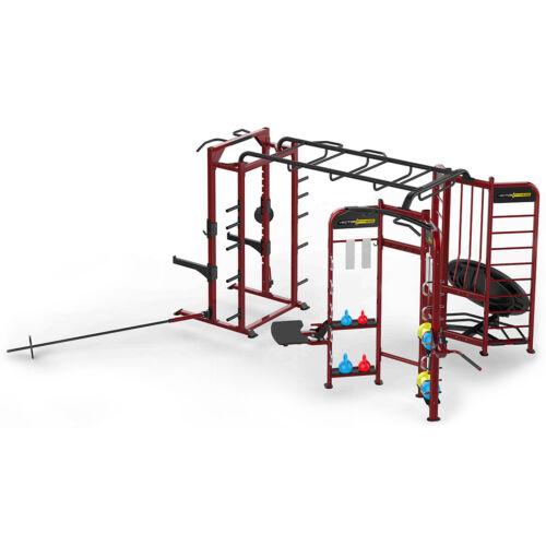 Vector Fitness funkcionális és crossfit állvány 350