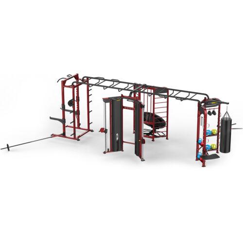Vector Fitness funkcionális és crossfit állvány 400