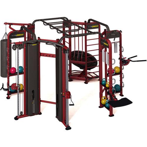 Vector Fitness funkcionális és crossfit állvány 500