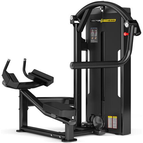 Vector Fitness Orion ívelt pályás farizomgép
