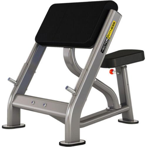 Vector Fitness ülő Scott bicepsz pad