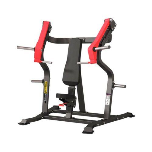 Vector Fitness Xtreme Döntött Melltől nyomó Gép
